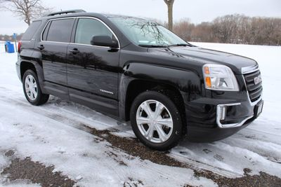 2017 GMC Terrain ONE OWNER AWD SLE2 SUV