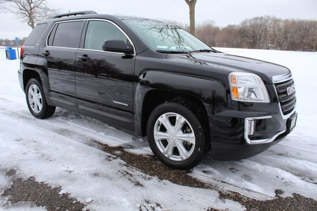 2017 GMC Terrain ONE OWNER AWD SLE2