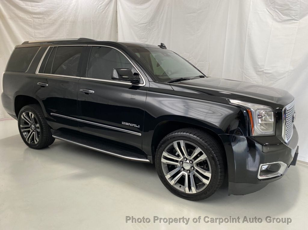 2017 Used Gmc Yukon 2017 Gmc Yukon Denali 4wd At Carpoint Auto Group Serving South River Nj Iid 20392167