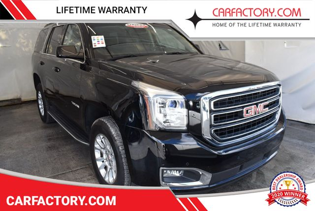 2017 used gmc yukon 2wd 4dr slt at car factory outlet serving miami fl iid 18122111. Black Bedroom Furniture Sets. Home Design Ideas