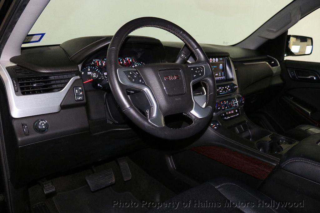 2017 GMC Yukon 2WD 4dr SLT - 18561387 - 21