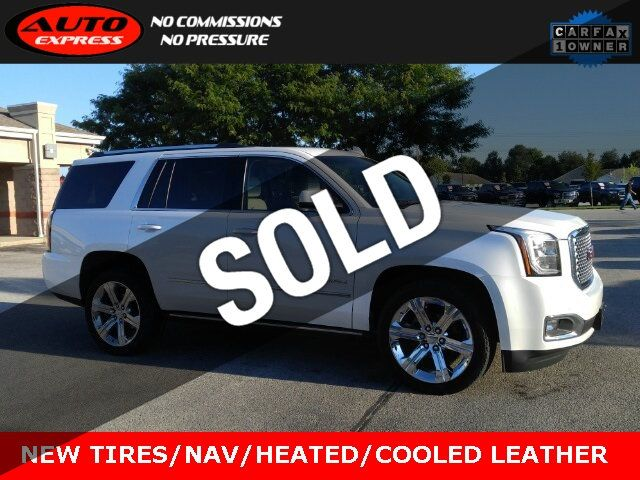 Used Yukon Denali >> 2017 Used Gmc Yukon Denali 4x4 22 Chrome Rims Dvd Navigation Heated Cooled Leather At Auto Express Lafayette In Iid 19274533