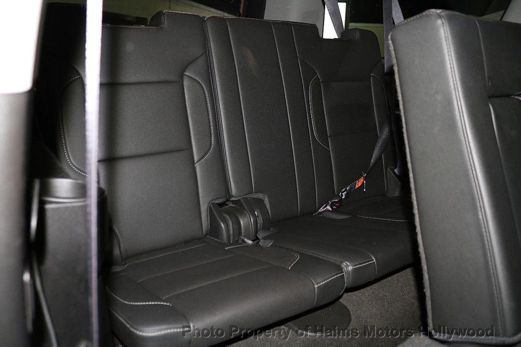 2017 GMC Yukon XL 4WD 4dr SLT - 18227942 - 17