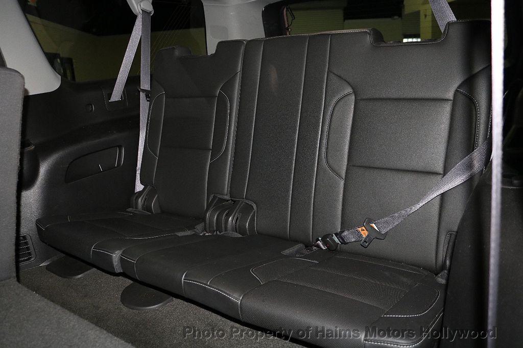 2017 GMC Yukon XL 4WD 4dr SLT - 18227942 - 19