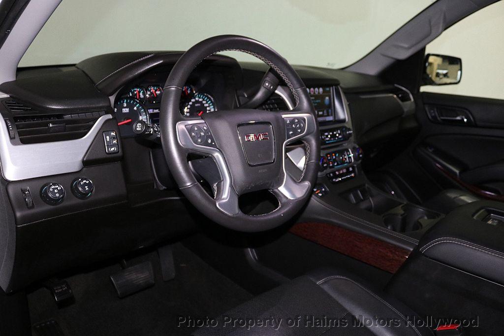 2017 GMC Yukon XL 4WD 4dr SLT - 18227942 - 21