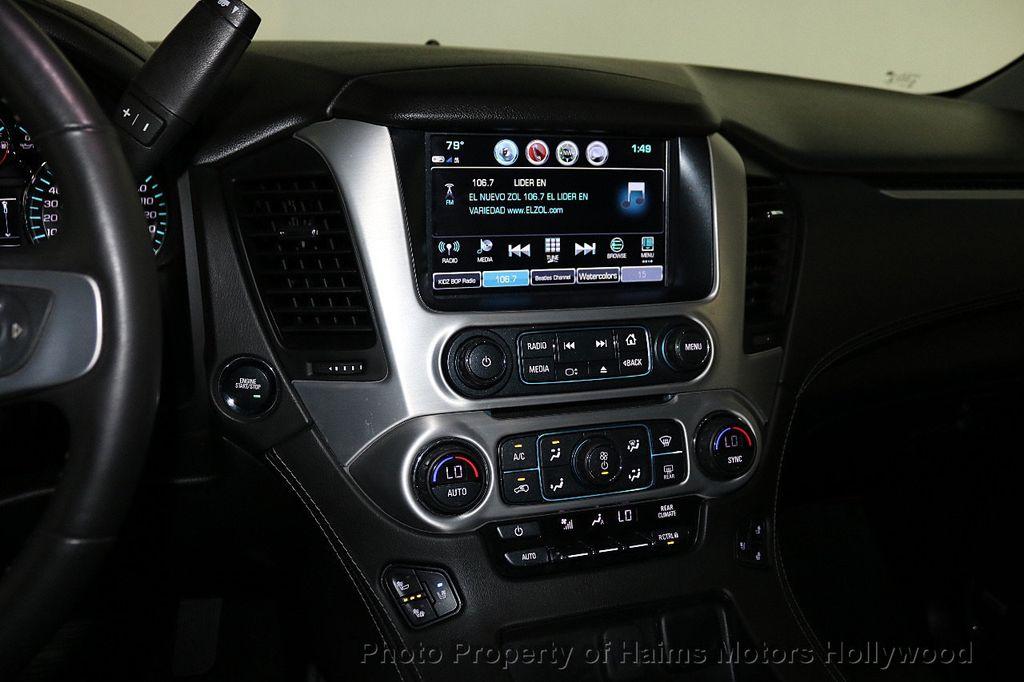 2017 GMC Yukon XL 4WD 4dr SLT - 18227942 - 22