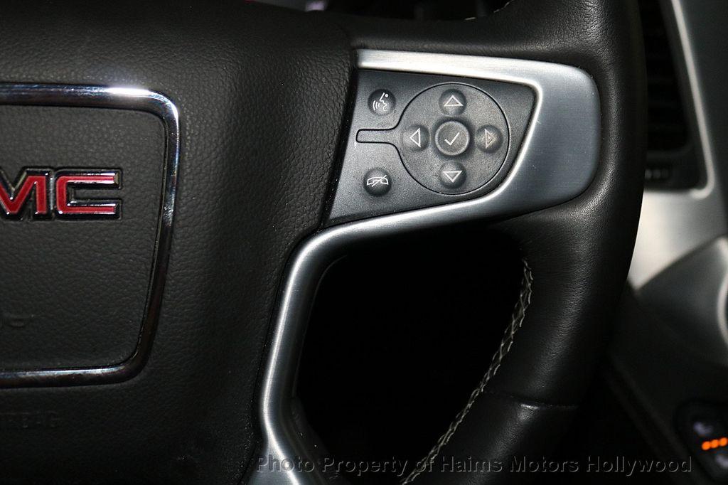 2017 GMC Yukon XL 4WD 4dr SLT - 18227942 - 28