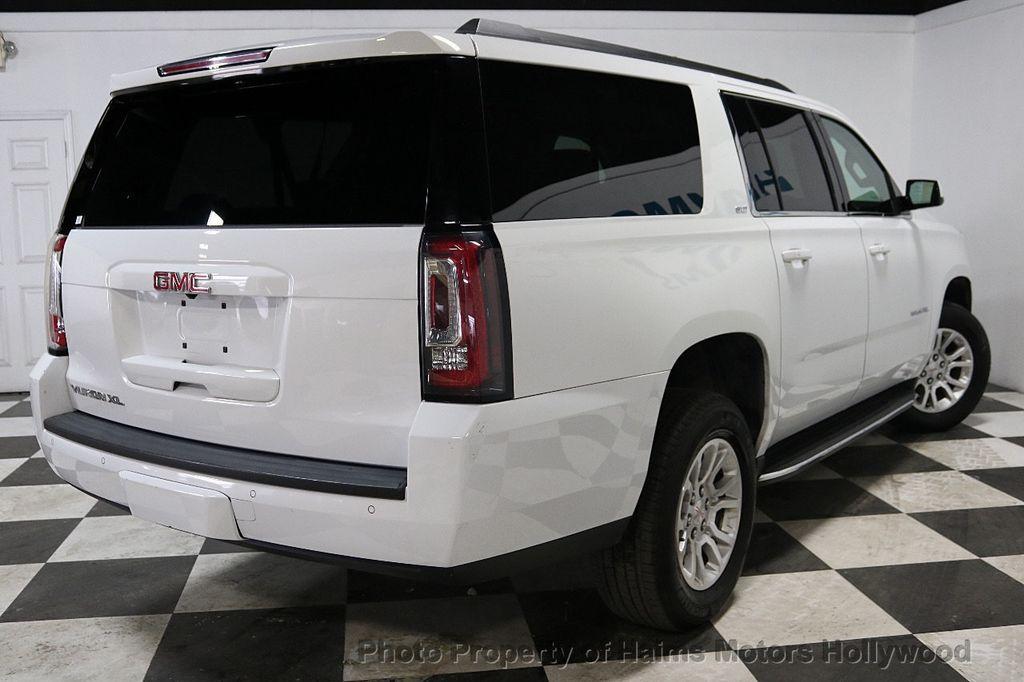 2017 GMC Yukon XL 4WD 4dr SLT - 18227942 - 6