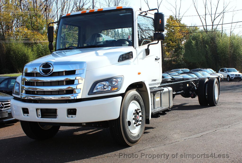 2017 HINO 268A HINO 268A AIR SUSPENSION - 15666843 - 23