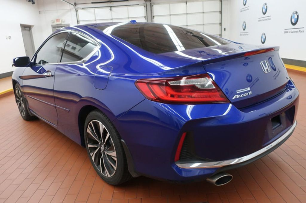 2017 Honda Accord Coupe EX L V6 Automatic   18153300   2