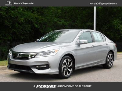 2017 Honda Accord Sedan - 1HGCR2F7XHA036871