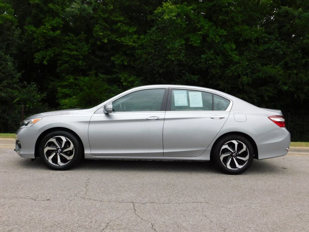 2017 Honda Accord Sedan EX CVT - 17881645 - 1