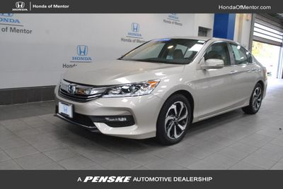 2017 Honda Accord Sedan EX CVT Sedan