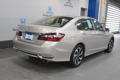 2017 Honda Accord Sedan EX CVT Sedan - Click to see full-size photo viewer