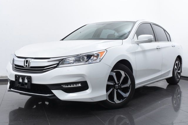 2017 Honda Accord White >> 2017 Used Honda Accord Sedan Ex L Cvt At Auto Outlet Serving Elizabeth Nj Iid 18889052