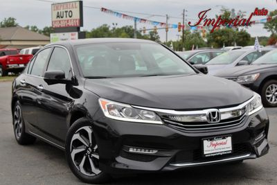 2017 Honda Accord Sedan EX-L V6 Automatic w/Navi & Honda Sensing