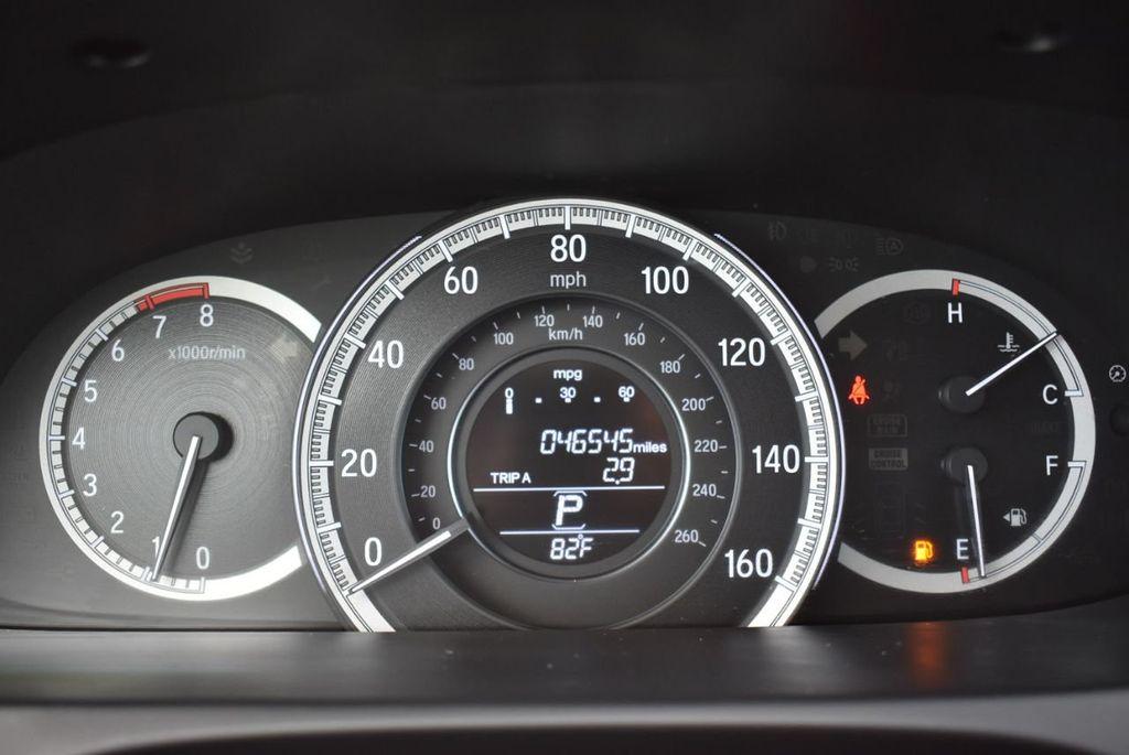 2017 Honda Accord Sedan LX CVT - 18663315 - 18