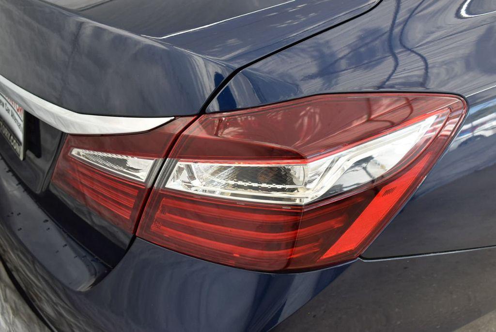2017 Honda Accord Sedan LX CVT - 18663315 - 1
