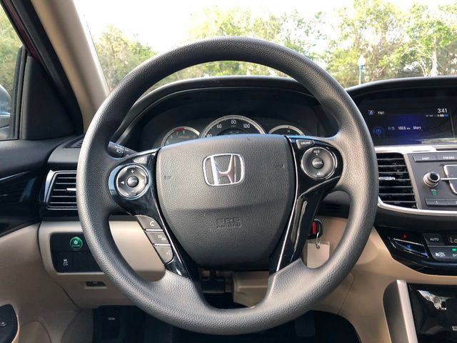 2017 Honda Accord Sedan LX CVT - Click to see full-size photo viewer