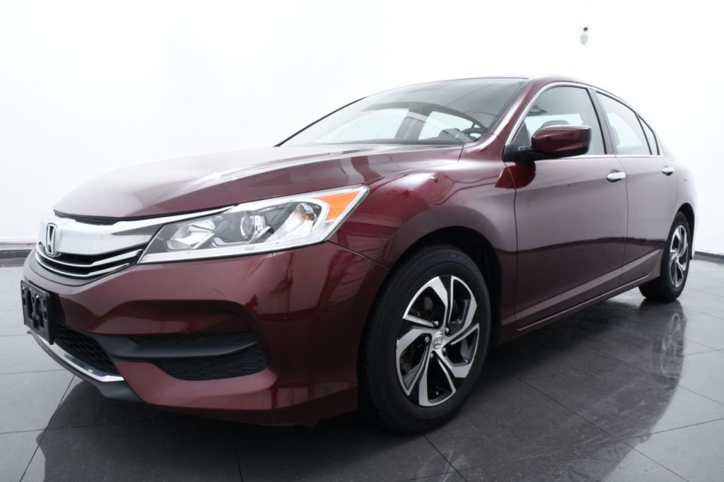 2017 Honda Accord Sedan LX CVT - 18423691 - 0