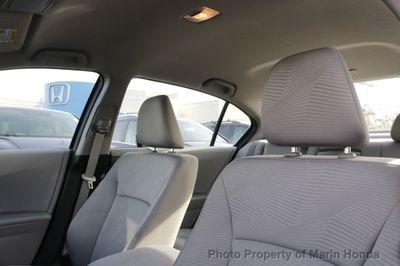 2017 Honda Accord Sedan LX CVT Sedan - Click to see full-size photo viewer