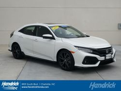 2017 Honda Civic Hatchback - SHHFK7H97HU233823