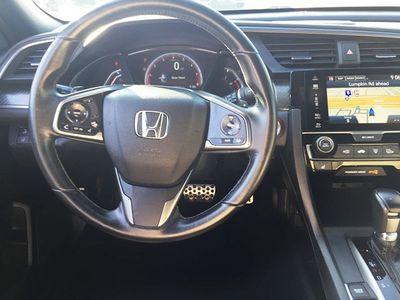 2017 Honda Civic Hatchback Sport Touring CVT Sedan - Click to see full-size photo viewer