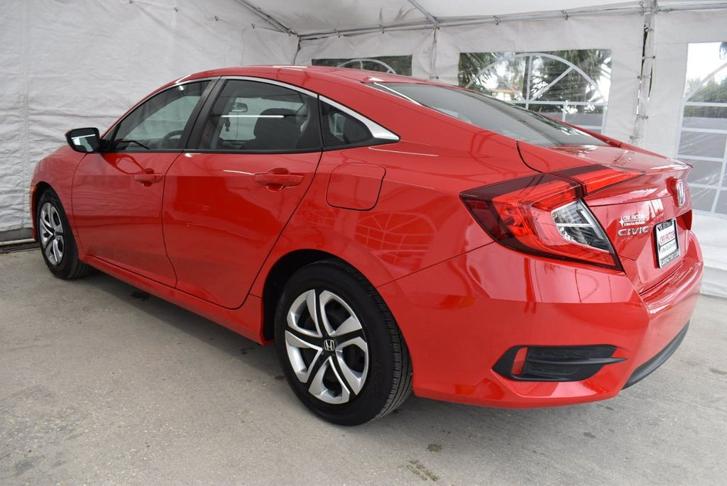 2017 Honda Civic Sedan LX CVT - 18546481 - 3