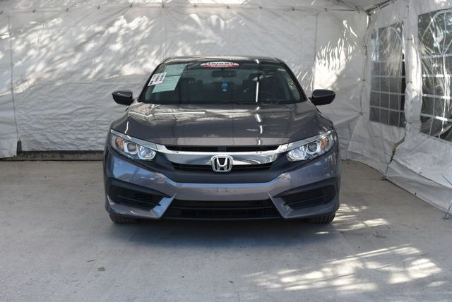 2017 Honda Civic Sedan Lx Cvt 18637745 2