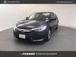 2017 Honda Civic Sedan - 19XFC2F54HE000988