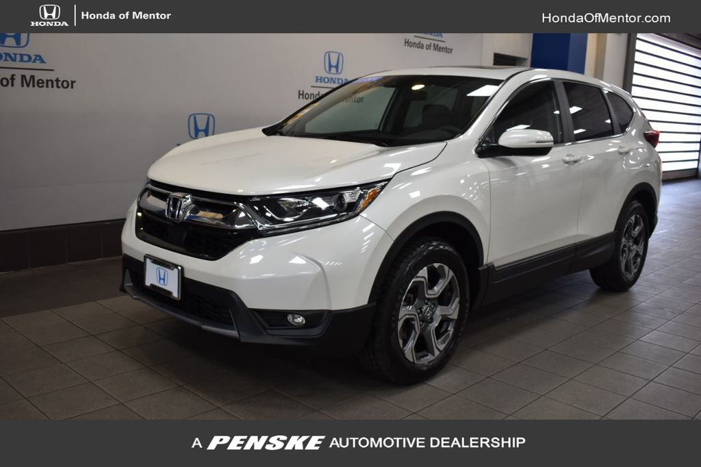 Honda Cr V Ex Awd At Penske Cleveland