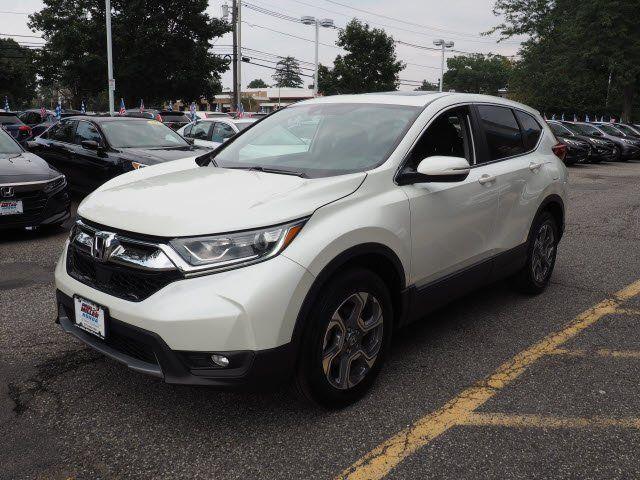 2017 Honda Cr V Ex L >> 2017 Honda Cr V Ex L Awd Suv For Sale Red Bank Nj 25 395 Motorcar Com