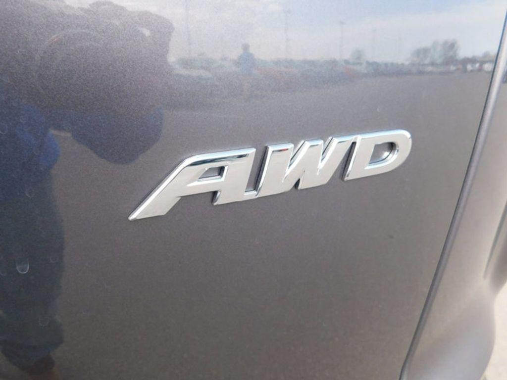 2017 Honda CR-V LX AWD - 16073689 - 5