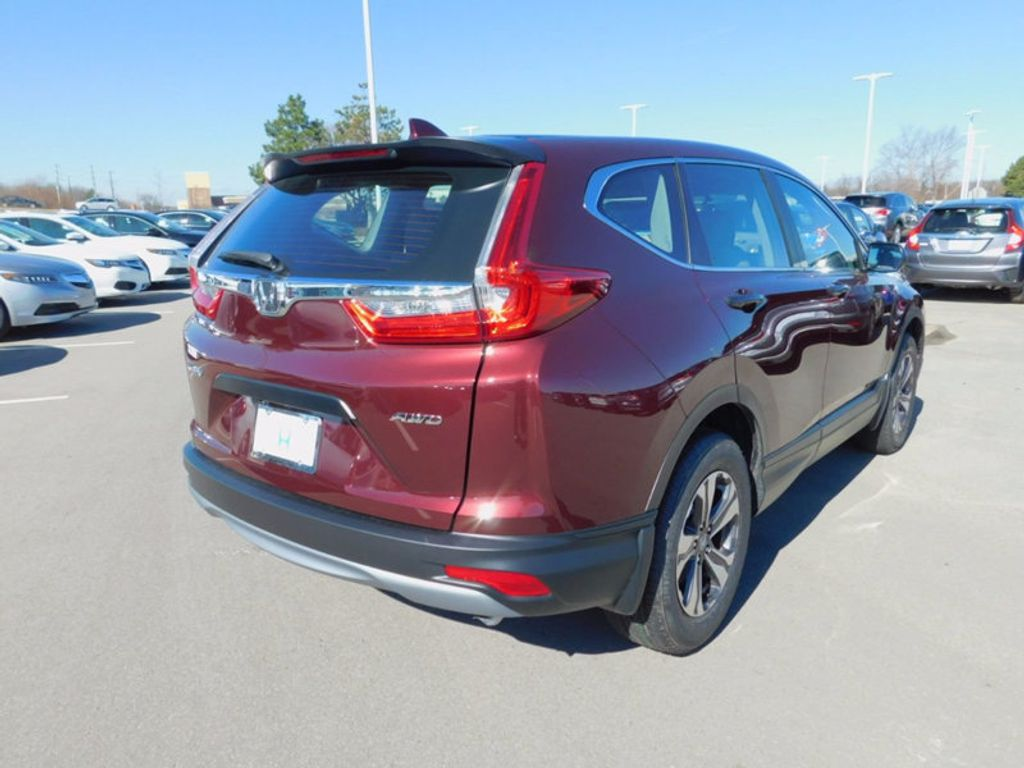 2017 Honda CR-V LX AWD - 16110693 - 2