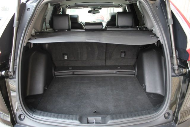 2017 Honda CR-V ONE OWNER AWD EXL LEATHER MOONROOF - Click to see full-size photo viewer