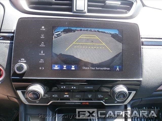 2017 Honda CR-V Touring AWD - 18006577 - 22