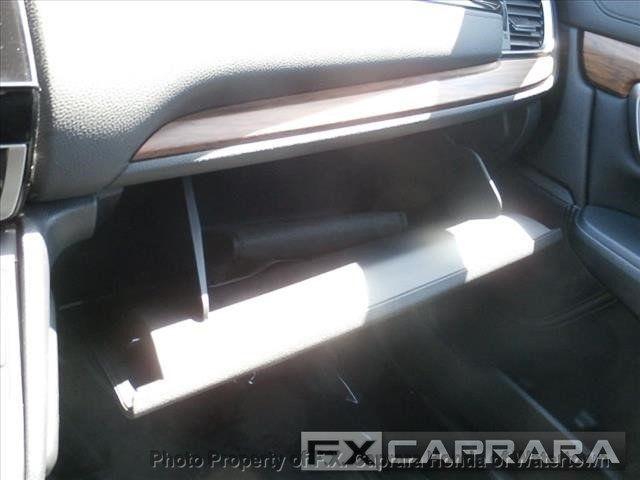 2017 Honda CR-V Touring AWD - 18006577 - 23