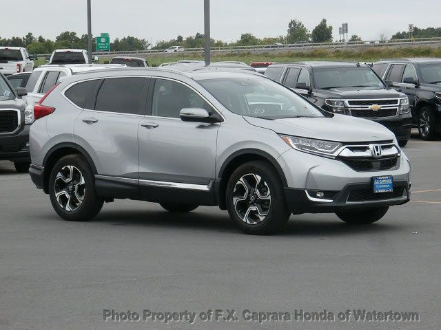 2017 Honda CR-V Touring AWD - 18006577 - 24