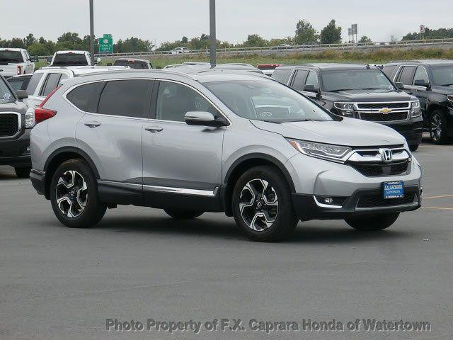 2017 Honda CR-V Touring AWD - 18006577 - 24