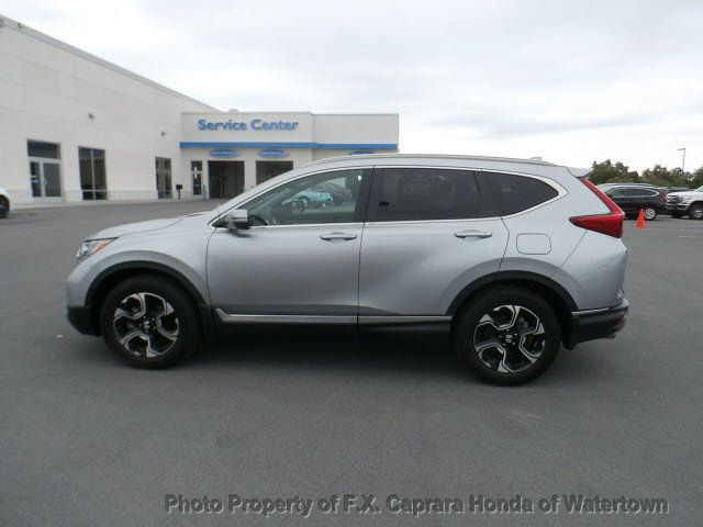 2017 Honda CR-V Touring AWD - 18006577 - 29