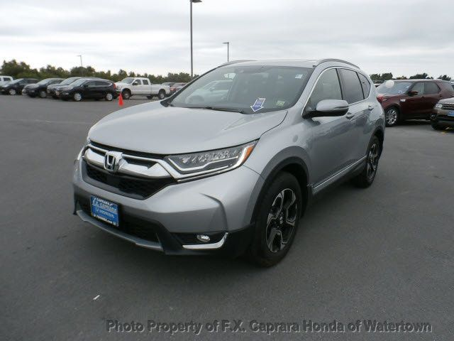 2017 Honda CR-V Touring AWD - 18006577 - 30