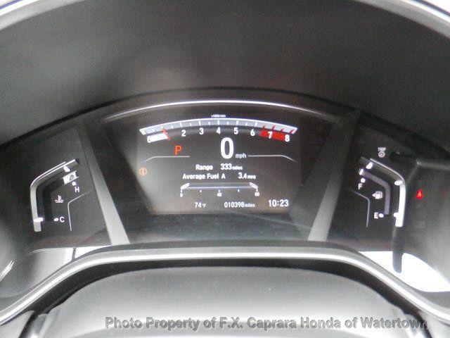 2017 Honda CR-V Touring AWD - 18006577 - 42