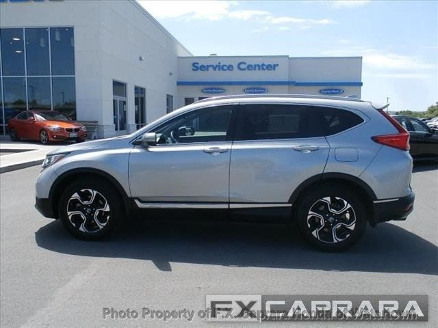 2017 Honda CR-V Touring AWD - 18006577 - 5