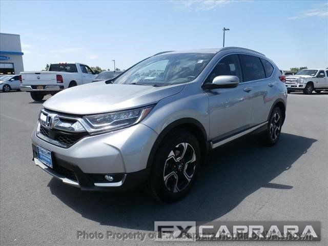 2017 Honda CR-V Touring AWD - 18006577 - 6
