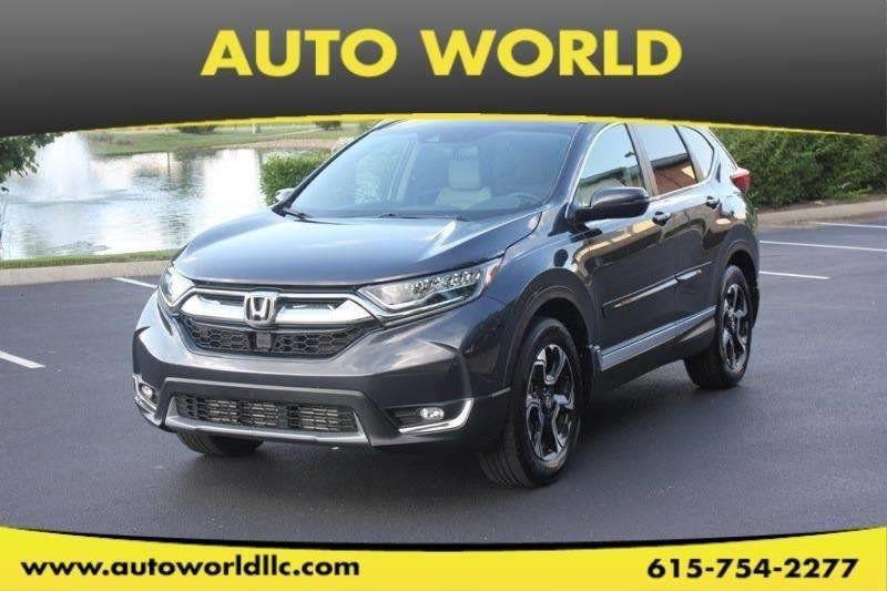 2017 Honda Cr V Touring Awd 17931575