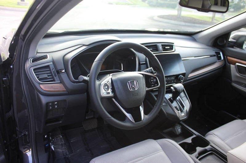 2017 Honda CR-V Touring AWD - 17931575 - 1