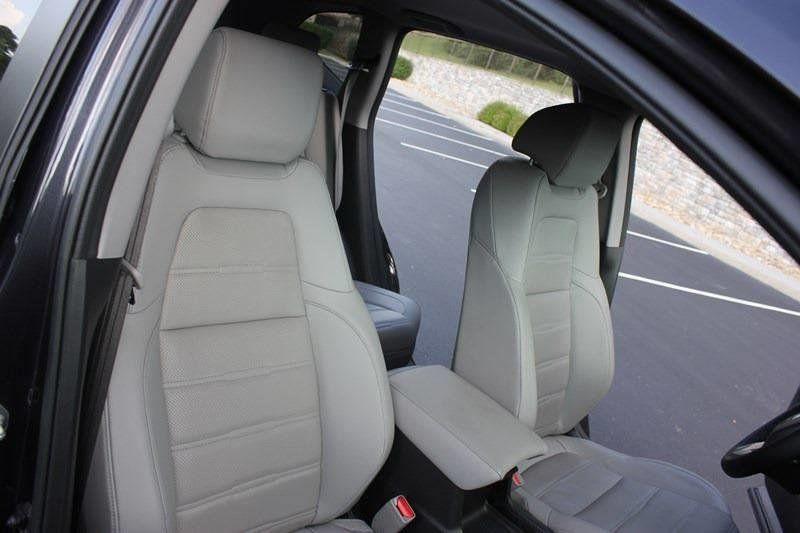 2017 Honda CR-V Touring AWD - 17931575 - 3
