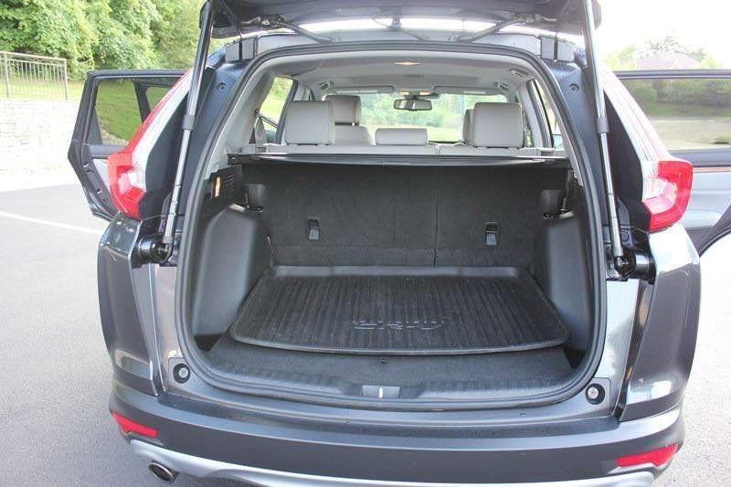 2017 Honda CR-V Touring AWD - 17931575 - 73