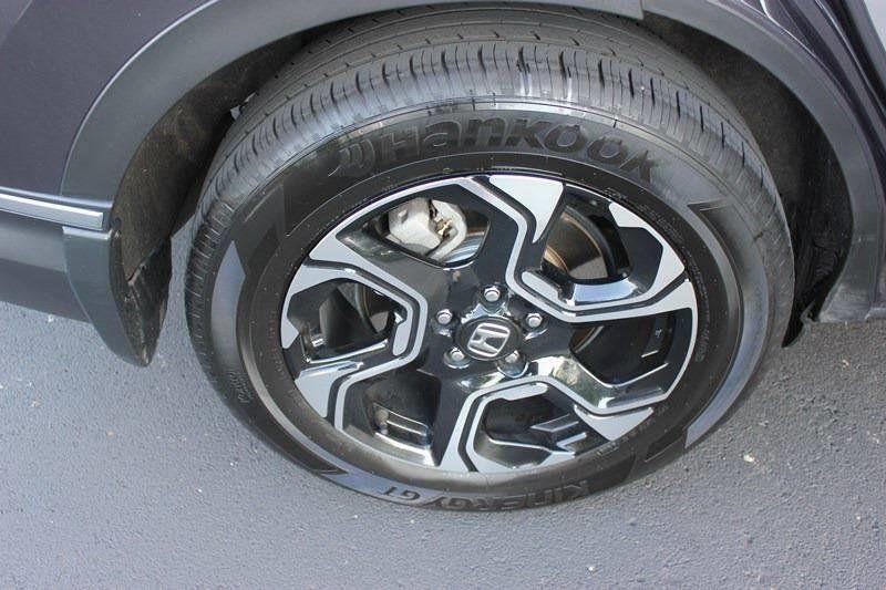 2017 Honda CR-V Touring AWD - 17931575 - 82