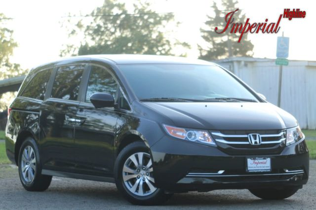 2017 Honda Odyssey EX Automatic